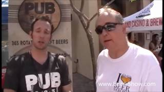 365 Pub Interview at Montelago Village, Lake Las Vegas Beerfest - We Love Craft Beer Show