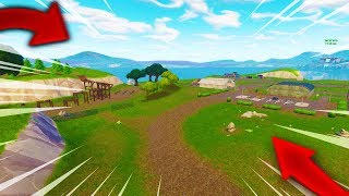 HOW TO GO ON THE ISLAND OF DEPART ON FORTNITE?! - GLITCH