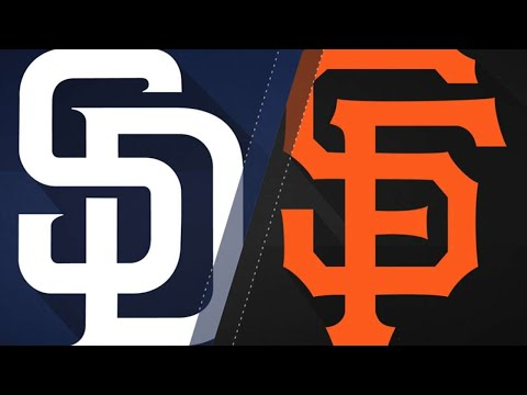 Richard, offense lift Padres over the Giants: 6/22/18