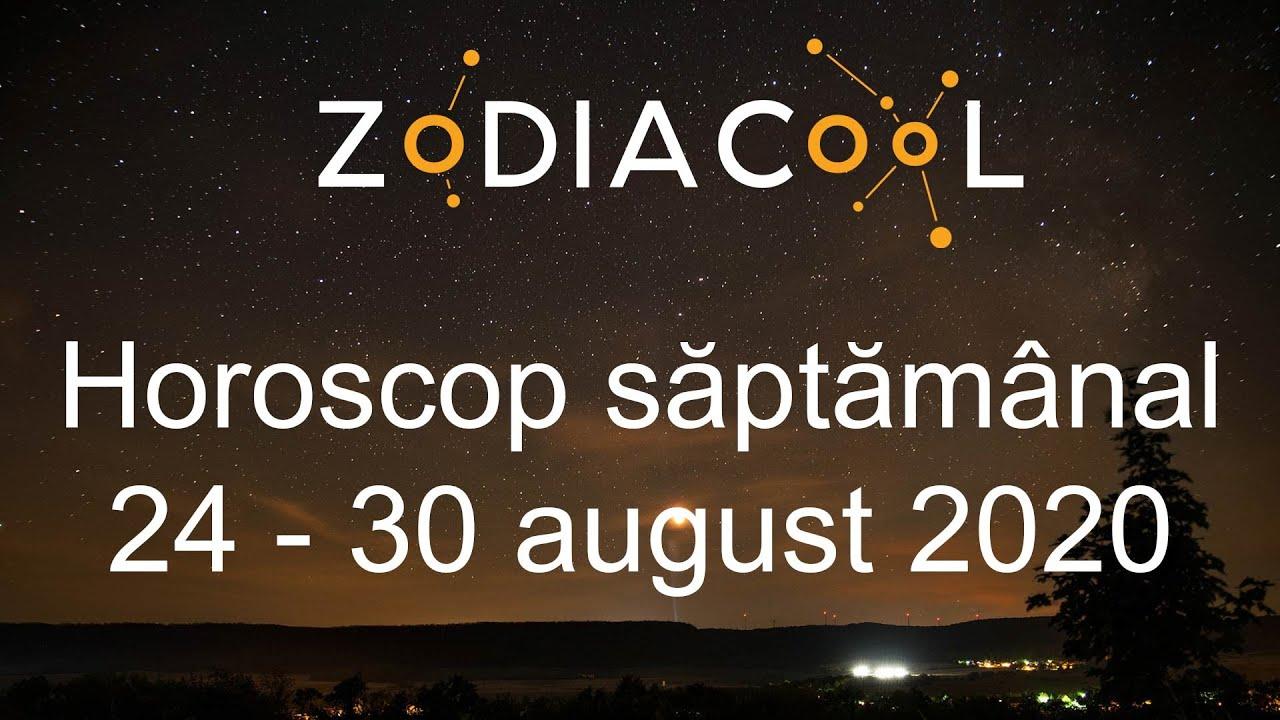 Horoscop saptamanal. Horoscop saptamana 24 - 30 August 2020, oferit de ZODIACOOL