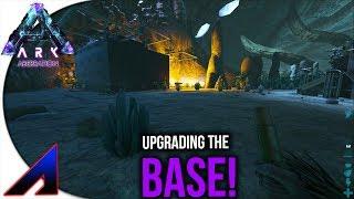 Base building and Upgrades!  VsPVP: Aberration   Unofficial PVP   Vanilla ARK: Survival Evolved
