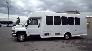 Used Bus For Sale - 2007 Turtle Top Odyssey XL 20 Passenger Bus S17358