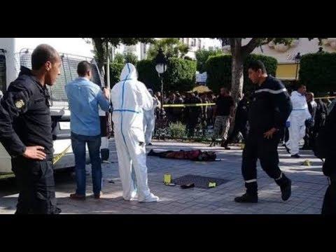 TUNISIE. Femme kamikaze se fait exploser en plein centre de Tunis.