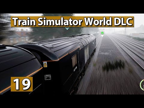 Train Sim World DLC 🚄 Durch britisches Wetter reisen 🚆 #19 Great Western Express deutsch german