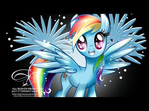 My Little Pony-Радуга Деш