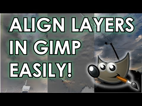 Aligning Layers By Hand in GIMP - Jody Bruchon thumbnail
