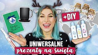 Uniwersalne i praktyczne prezenty na Święta + PREZENTY DIY  Agnieszka Grzelak Vlog