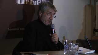 """Marcel Iureș - Lectură fragment """"Tatăl fantomă"""" (Cărtureşti Verona, 2013.12.06) 02"""