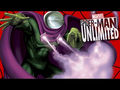Spider Man Unlimited: Mysterio FINAL Boss (Issue 6)