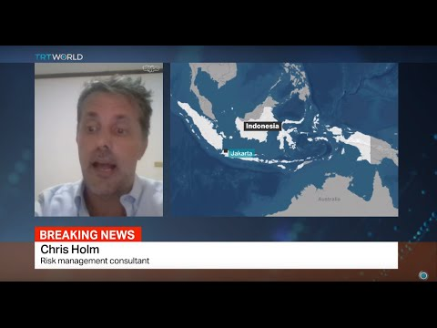 Risk management consultant Chris Holm talks to TRT World on Jakarta attacks