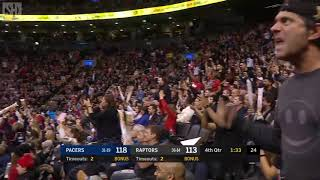 Final Minutes, Indiana Pacers vs Toronto Raptors | 02/05/20 | Smart Highlights