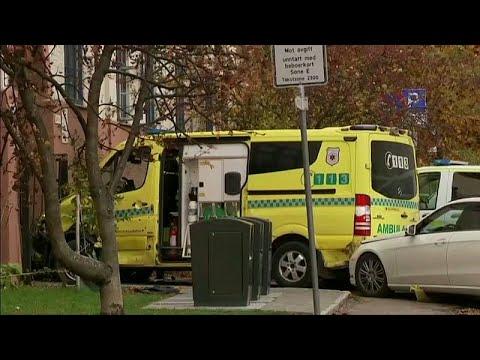 النرويج: اعتقال رجل سرق سيارة إسعاف وصدم بها عدد من المارة بينهم طفلان توأمان…  - 17:53-2019 / 10 / 22