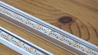 Как изготовить светильник для фото-видео съёмки из светодиодной ленты.(Как изготовить видео фото свет из подручных материалов., 2016-05-25T10:09:39.000Z)