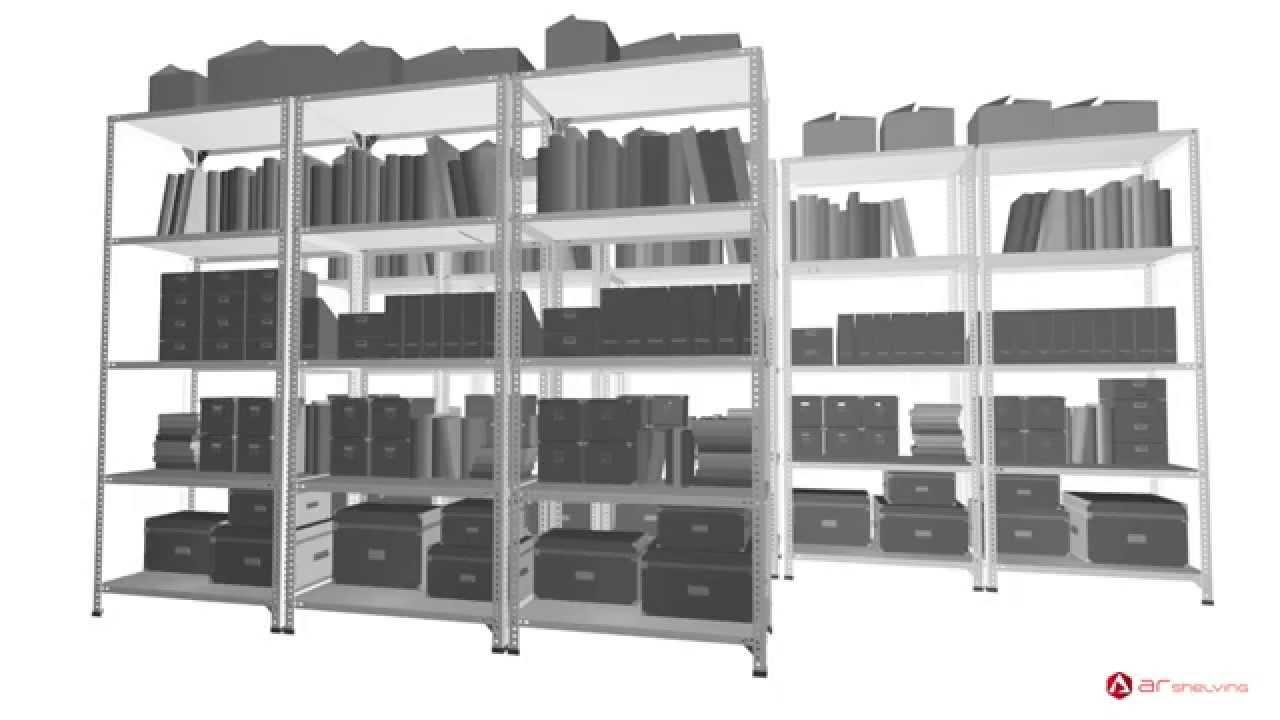 Muebles mecano metalicos obtenga ideas dise o de muebles para su hogar aqu - Estanterias modulares metalicas ...