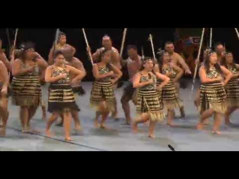 Muriwhenua first time haka champs of Tai Tokerau regionals