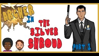 Archer in Fallout 4: The Silver Shroud [Part 1]