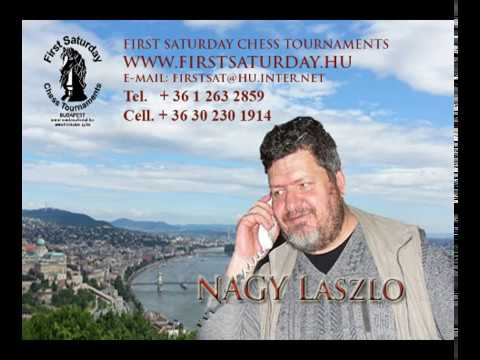 First Saturday Chess Tournament Budapest