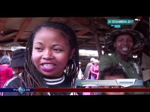 VAOVAO DU 30 DECEMBRE 2017 BY TV PLUS MADAGASCAR