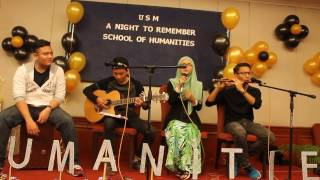 kecoh buskers lagu cinta terakhir by asmara band sufian suhaimi