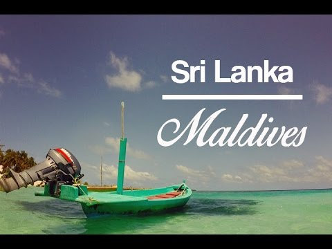 sri lanka maldives trip gopro summer 2014 youtube. Black Bedroom Furniture Sets. Home Design Ideas