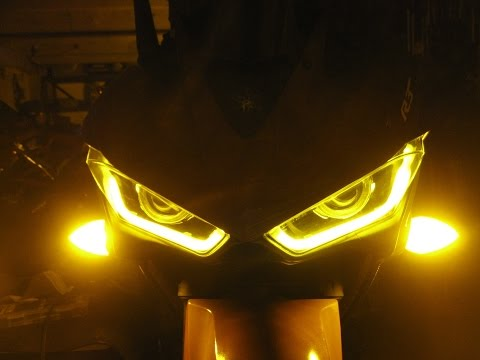 How To Install Hazard Lights on Yamaha R3