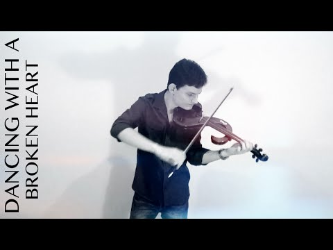 Delta Goodrem - Dancing With A Broken Heart (Violin Cover By Caio Ferraz)
