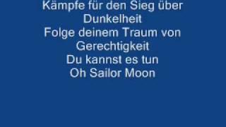 Sailor Moon -Sag das Zauberwort (Opening 1) Deutsch