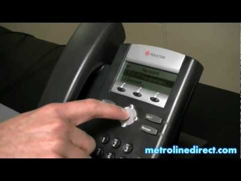 Polycom SoundPoint - How to provision a Soundpoint 321 VOIP phone with R4 firmware