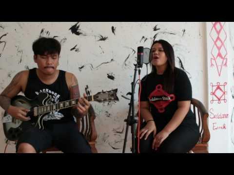 Rudang - rudang kegeluhen cover by Jacky raju sembiring & Meina br Bangun
