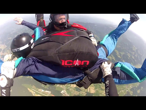 AFF Skydiving Course Levels 1 - 7
