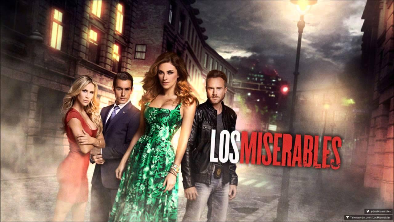Los Miserables - Soundtrack 13 [Telemundo] - YouTube