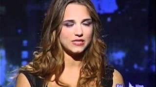 Francesca Barra / Sottovoce - G. Marzullo - 1/3