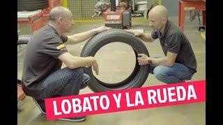 Lobato se cuela en el laboratorio de Pirelli