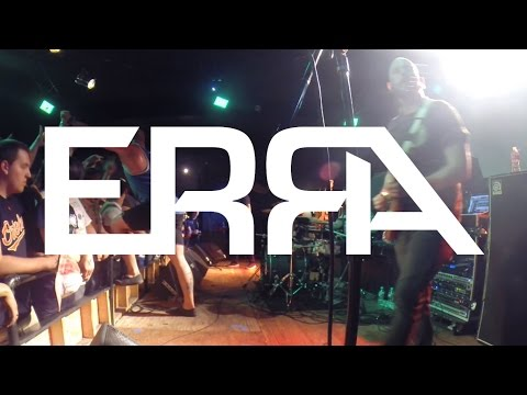 ERRA - 2 New Songs / First Performance With Ian Eubanks (FULL SET)