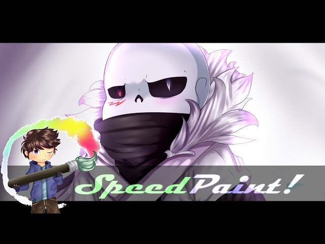 The X-Event || Cross(Underverse) [Speedpaint] (THANKS FOR 200 SUBSS)