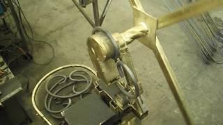 Смотреть видео изделия из ковки