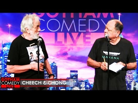 😝GOTHAM COMEDY CLUB🎤 - Cheech & Chong NEW SEASON 1/19 Stund Up Standup Comedy Solo Monologue