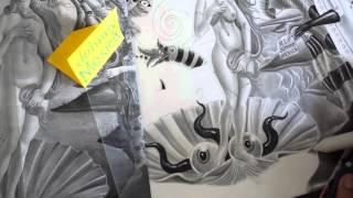 Sandro Botticelli painting reborn in 2016 pop culture