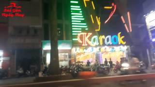 Sài Gòn ngày nay | Ăn đêm Sài Gòn và dạo qua 3/2 Lý Thường Kiệt -Lữ Gia- Vòng xoay Lê Đại Hành Âu Cơ