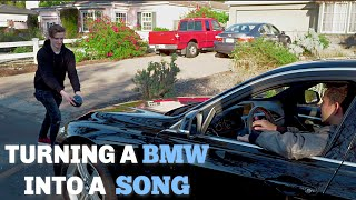 We Made A Pop Electronic Song Out Of A BMW