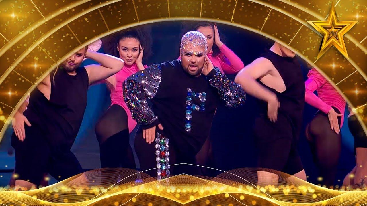 Download PITU demuestra ser el REY bailando estos temas de BEYONCÉ | Gran Final | Got Talent España 5 (2019)