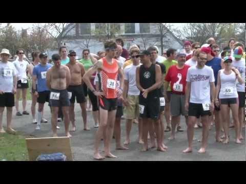 Boston Barefoot Running Festival