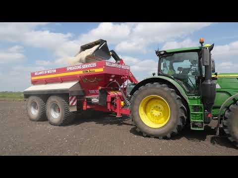 The National Association of Agricultural Contractors (NAAC)  show video