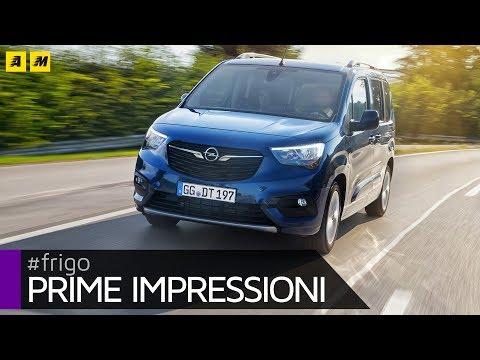 Opel Combo Life 2018 | Più spazio, più tecnologia e più comfort