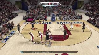 NBA 2K10 WWS4 League Game @ Cavs