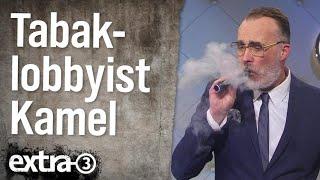 Tabaklobbyist Philip Kamel