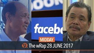 Huang, Iqbal, Facebook | Midday wRap