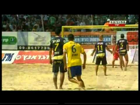 """Electis"" Rosh Haayin: Dieguinho goals 2011"