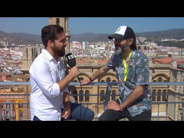 Entrevista a Adán Aliaga #FundidoaNegro #22FestivalMalaga