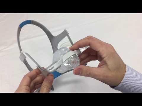 Download Youtube: ResMed AirFit N20 Nasal CPAP mask review